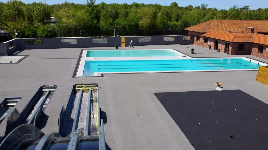 Beautiful piscine st hubert pictures for Hotel touquet avec piscine